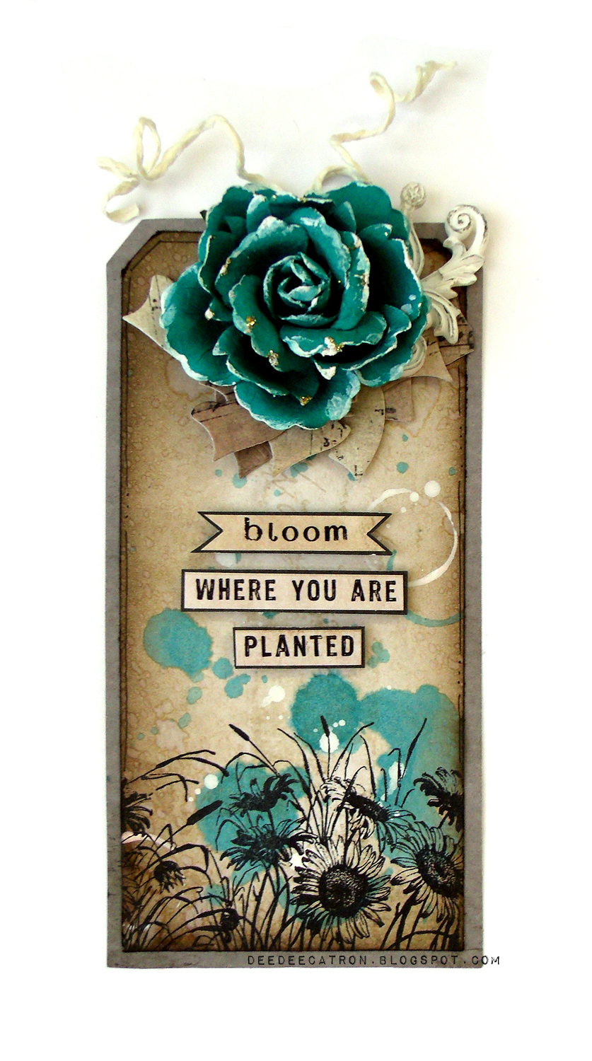 Bloom Tag